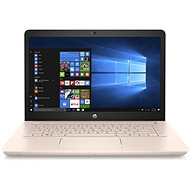 HP Pavilion 14-bk013nc Pale Rose Gold - Notebook