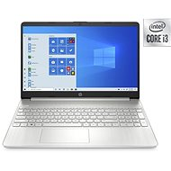 HP 15s-fq1901nc Natural Silver - Notebook