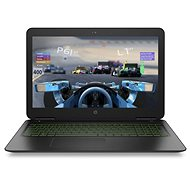 HP Pavilion 15-bc501nc Shadow Black Green - Notebook