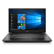 HP Pavilion Power 15-cx0019nc Shadow Black - Herný notebook