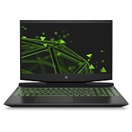 HP Pavilion Gaming 15-dk0000nc Shadow Black Green - Herný notebook