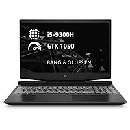 HP Pavilion Gaming 15-dk0100nc Shadow Black White - Herný notebook