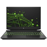 HP Pavilion Gaming 15-ec0005nc Shadow Black Green - Herný notebook