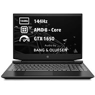 HP Pavilion Gaming 15-ec1901nc Shadow Black White - Herný notebook