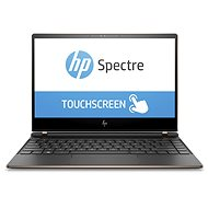 HP Spectre 13-af000nc Touch Dark Ash Silver - Notebook
