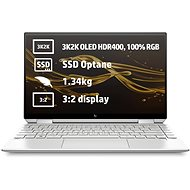 HP Spectre x360 14-ea0004nc Natural Silver - Tablet PC