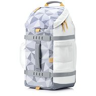 HP 15,6 Odyssey Sport Backpack Facets White - Batoh na notebook