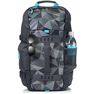HP 15,6 Odyssey Sport Backpack Facets Grey - Batoh na notebook