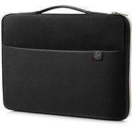 "HP Carry Sleeve Black/Gold 14"" - Puzdro na notebook"