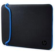 "HP 14,0"" Chroma Reversible Sleeve – Black/Blue - Puzdro na notebook"