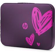 "HP Spectrum sleeve Hearts 15.6"" - Puzdro na notebook"