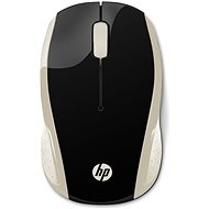 HP Wireless Mouse 200 Silk Gold - Myš