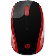 HP Wireless Mouse 200 Empres Red