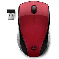 HP Wireless Mouse 220 Sunset Red - Myš