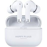 Happy Plugs Air 1 ANC White - Bezdrôtové slúchadlá