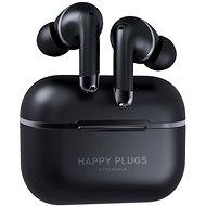 Happy Plugs Air 1 ANC Black - Bezdrôtové slúchadlá