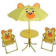 Happy Green Pikniková detská súprava BEAR - Záhradný nábytok