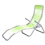 Happy Green Plážové ležadlo zelená kocka - Plážové ležadlo