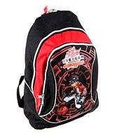 Bakugan černo-červený malý - Detský batoh