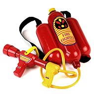 Klein Hasiaci prístroj na chrbát pre šikovných hasičov - Doplnok ku kostýmu
