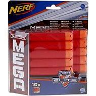 Nerf Mega – náhradné šípky 10 ks - Príslušenstvo k pištoli Nerf