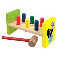 Bino Zatĺkačka - Krtko - Didaktická hračka
