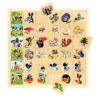 Bino What Goes Where - Little Mole - Game set