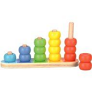 Didaktická hračka Bino Farby a počítanie