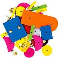Bino Hra s kladivkom – Krtko - Didaktická hračka