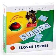Slovný expres - Vedomostná hra