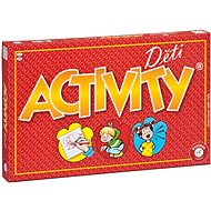 Activity deti - Spoločenská hra