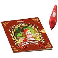 Inteligentné pero s knihou Dobrodružstvo Červenej Čiapočky - Interaktívna hračka