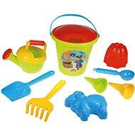 Sandbox pre chlapcov - Súprava na piesok