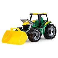 Lena Traktor s lyžicou zeleno-žltý - Auto
