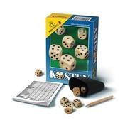 Kostky s kalíškem - Spoločenská hra