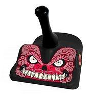 Zipfy Carvingové boby Ghostrider – červené - Boby