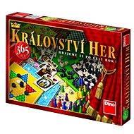 Kráľovstvo hier - Súprava hier