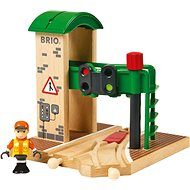 Brio World 33674 Signální stanice - Príslušenstvo k vláčikodráhe