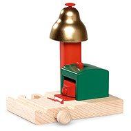 Brio World 33754 Magnetický zvonek - Príslušenstvo k vláčikodráhe