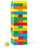 Woody veža Tower Tony – farebná - Spoločenská hra