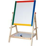 Woody Čierna a biela kresliaca tabuľa - Tabuľa