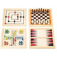 Woody Veľký súbor hier - Súprava hier