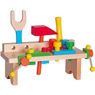 Woody Pracovný stôl - Didaktická hračka