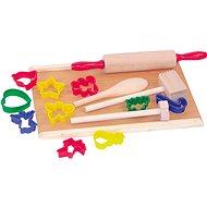 Woody Súprava kuchynského náčinia - Herný set