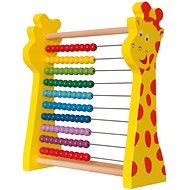Woody Rainbow počítadlo - Vzdelávacia hračka