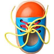 Woody Šnurovacia topánočka - Didaktická hračka