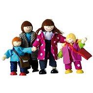 Woody Bábiky do domčeka – Rodinka - Doplnok pre bábiky