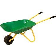 Woody Záhradný fúrik zelený - Detský záhradný fúrik