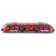 Siku Blister - Prímestský vlak - Kovový model