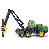Siku Blister – Harvestor John Deere - Kovový model